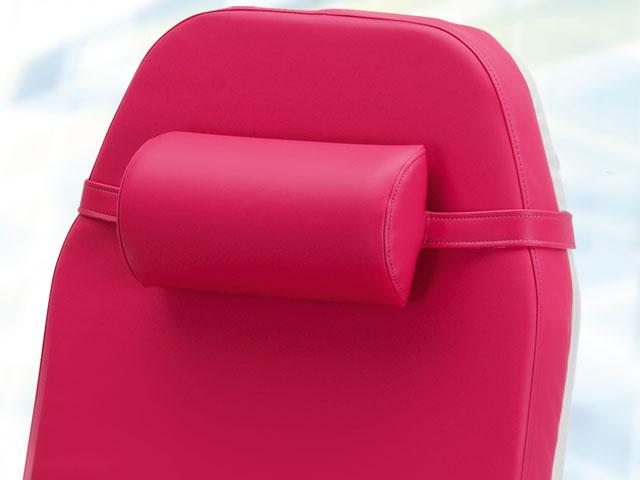 Nackenrolle in Polsterauflagenfarbe