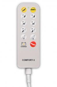 Digiterm Comfort-3 Eco fernbedienung