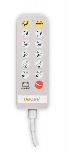 Digiterm DiaCare-3 Fernbedienung